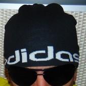 Спортивная фирменная шапочка шапка Adidas 55-57
