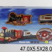 Железная дорога батар. 31192 (1345057) в коробке 47*5,5*28см