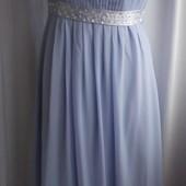 Платье Angel Star, секонд-сток, новое, размер L, наш 48. 100% полиэстер, нет одной паетки