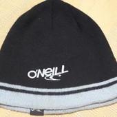 Тёплая двойная шапка Oneill
