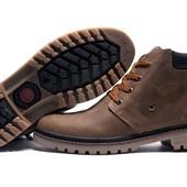 Ботинки Anser Design, зимние на меху, р. 40-45. код kv-3825