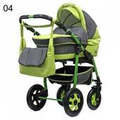 Дитяча коляска Teddy Fenix (Польща)2в1