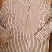 Рубашка в полоску tommy hilfiger оригинал рр м