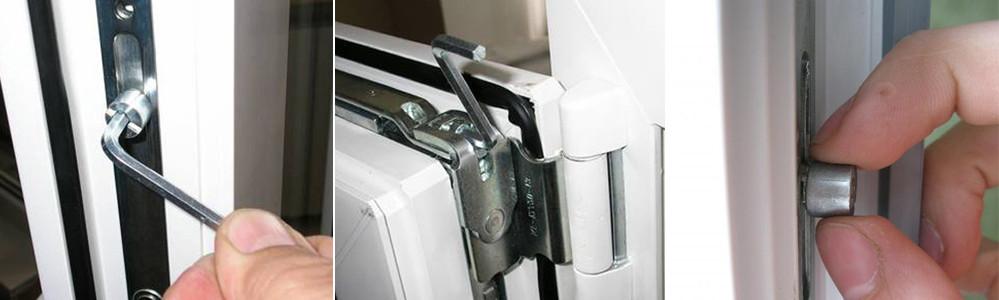 Ремонт і регулювання вікон і дверей.усунення продувань фото №1