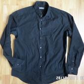 Zara Man M-L натуральна сорочка