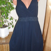 Платье шикарное синее mexx 14 h