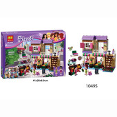 Бела Френдс конструктор Bela Friends 10495 для девочки супермаркет
