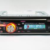 Автомагнитола dvd  pioneer deh-8450ubg usb+sd+mmc съемная панель