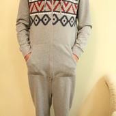 Мужская пижама,кигуруми, домашний костюм,Asos размер М на высокого
