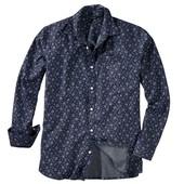 Джинсовая рубашка Livergy М 39/40