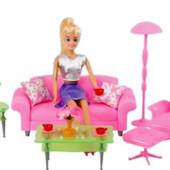 Мебель для кукол гостинная