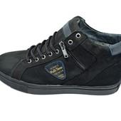 Ботинки мужские зимние на меху Multi Shoes Born 1995