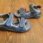 Кожаные сандали Ricosta 28р. 18 см