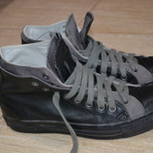 Converse All Star сникерсы  кеды 41р. кросовкиОригинал кожаные ботинки
