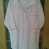 Отличная пижама рубашка в стиле бойфренд от Forever21,p.m 40/42