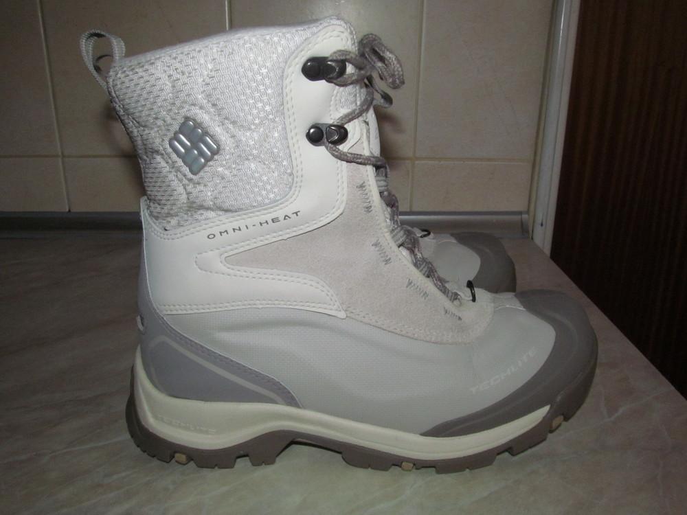 Ботинки зимние женские р-39 columbia omni-heat waterproof 200 grams фото №1 3293c135887