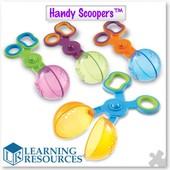 Ножницы ложки Learning Resources handy scoopers