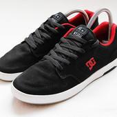 Кожаные кроссовки кеды Nyjah vulc dc Shoes. Стелька 26,5 см