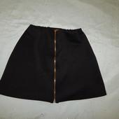 Boohoo юбка стильная модная р8