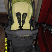 Продам коляску Zippy tutis