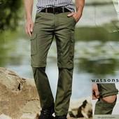 Котоновые штаны-трансформер watsons размер 50