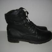Зимние ботинки Rieker 40р 25,5см стелька
