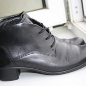 Ботинки (полусапожки) ECCO кожа 36 размер (оригинал)