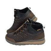 Ботинки зимние Salomon S4 Gore-Tex Brown