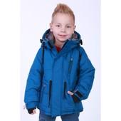Куртка парка зимняя для мальчиков. Термо, удлиненная