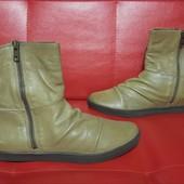 Утеплені чобітки San Marina нат.шкіра р.37