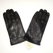 Перчатки демисезонные кожаные мужские San Li