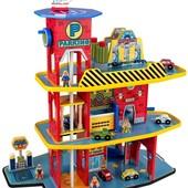 Гараж игрушка Kidkrft Deluxe Garage Set
