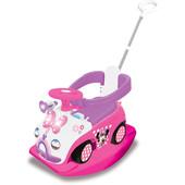 Kiddieland Чудомобиль машинка каталка Минни Маус 4-в-1 disney minnie mouse 4-in-1 activity ride-On