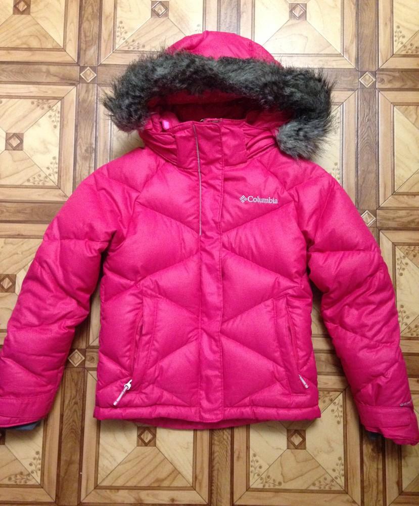 Куртка-пуховик columbia omni heat фото №1 893e270aea8ce