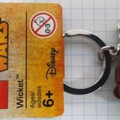 Lego Star Wars Брелок Эвок 853469