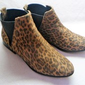 Invito кожаные оригинальные ботинки 40