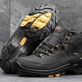 Зимние ботинки Ecco Yak black