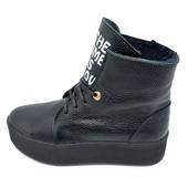 Ботинки женские зимние кожаные Polin Stael