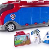 Paw Patrol патрулевоз щенячий патруль и робо дог mission paw mission cruiser robo dog and vehicle