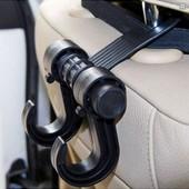 Универсальный крючок вешалка для авто
