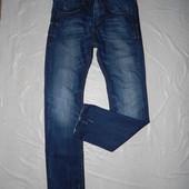 L-2XL, поб 50-54-46 узкачи! модные джинсы Bershka круто смотрятся!