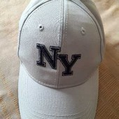 Фирменная кепка New York р.56-58