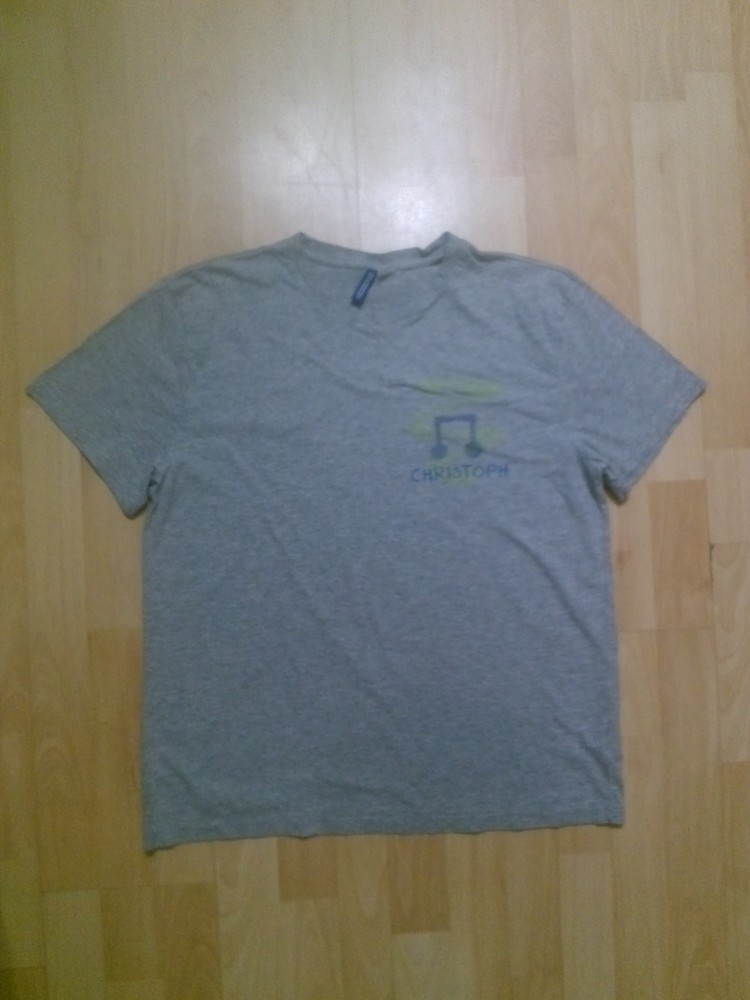 Фирменная футболка l фото №1