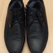 Кожаные ботинки Miratti 39 размер
