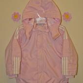 Куртка демисезонная 2-3 года Adidas