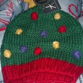 Новогодняя шапочка,тёплая Atmosphere