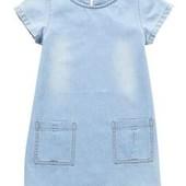 Джинсовое платье Next ( 10 лет)