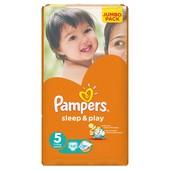 Pampers Sleep&Play 5 - 58 шт.