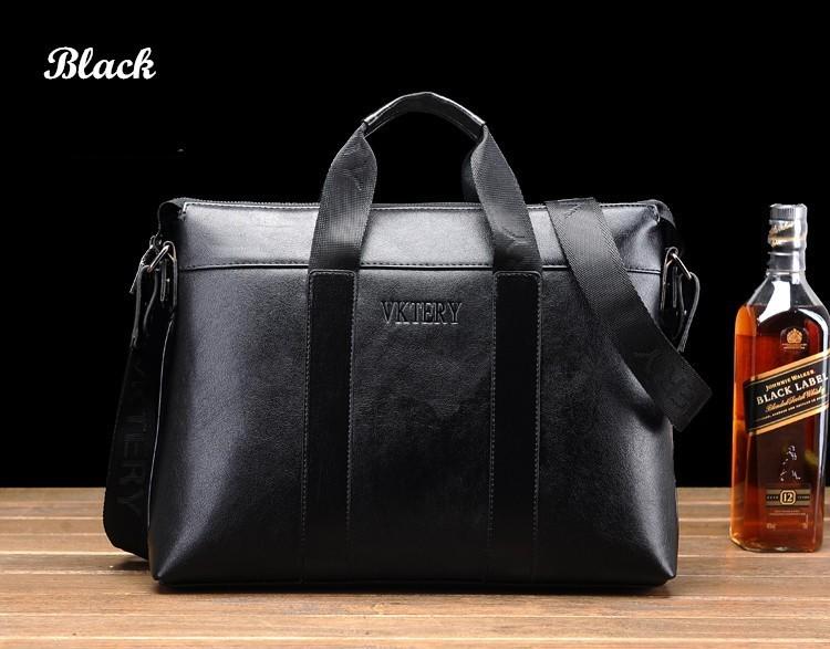 Мужской портфель.Мужская сумка портфель для документов.Формат А4 КС41 фото №1