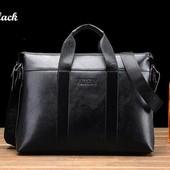 Мужской портфель.Мужская сумка портфель для документов.Формат А4 КС41